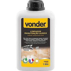 Limpador Manutenção Diária Biodegradável 1 litro - VONDER
