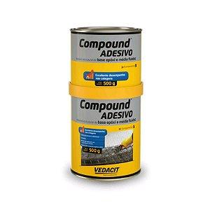 Compound Adesivo A + B - VEDACIT OTTO BAUMGART