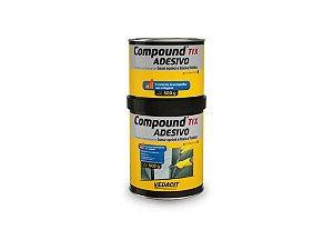 Compound Adesivo A + B Tix - VEDACIT OTTO BAUMGART