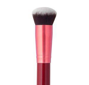 Pincel Kabuki Redondo L14 - Luv Beauty