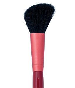Pincel Chanfrado para Blush L15 - Luv Beauty