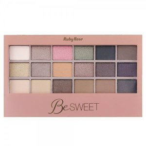 Paleta de Sombras Be Sweet HB9923 Ruby Rose
