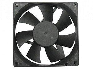 Cooler 80x80 12V - Preto