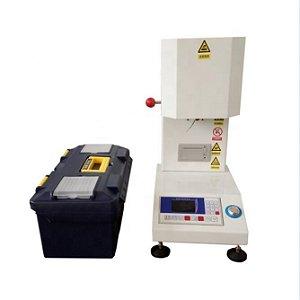 Plastômetro Medidor De Índice De Fluidez Polímeros Pp Pead