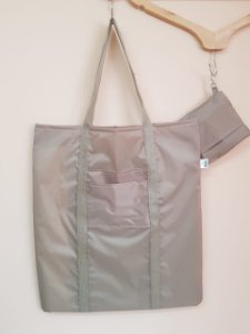 ECOBAG USE+ BEGE
