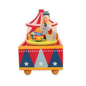 Caixa de música Circo