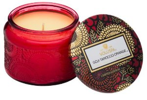 VELA VOLUSPA - GOJI TARAROCCO ORANGE - PEQUENA