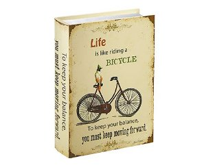 Livro Caixa - Bicycle