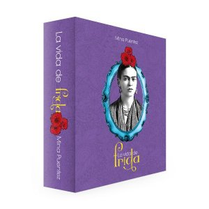 BOOK BOX - TEMA FRIDA