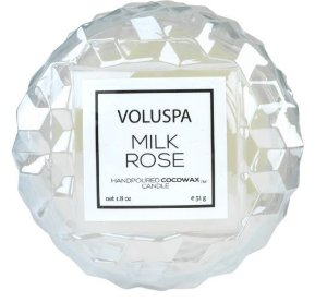 VELA VOLUSPA - MILK ROSE