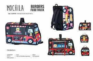 Mochila Burgers Food Truck