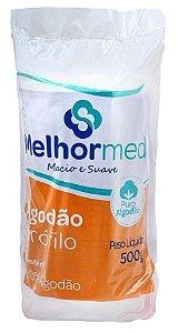 Algodão Hidrófilo Rolo 500g - MelhorMed
