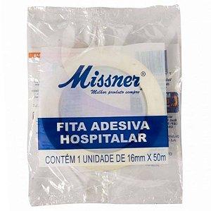 Fita Adesiva Hospitalar 16mm x 50m - Missner