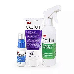 Kit Cavilon Proteção para a Pele - 3M
