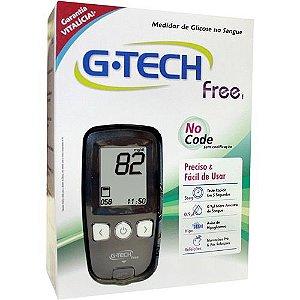 Kit Medidor de Glicose - G-Tech