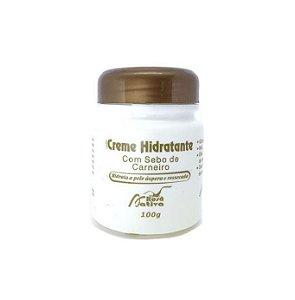 Creme Hidratante com Sebo de Carneiro 100g - Rosa Nativa