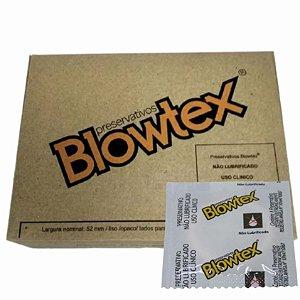 Preservativo Não Lubrificado (144UN) - Blowtex