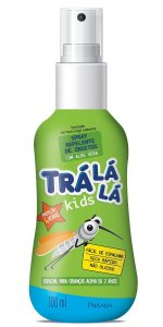 Repelente Spray TráLáLá Kids (100ml) - Phisalia