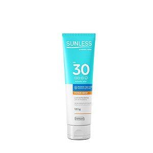 Protetor Solar Sunless FPS 30 (120g) - Farmax