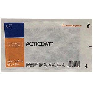 Curativo Acticoat 10cm x 20cm - Smith & Nephew