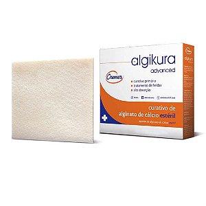 Curativo de Alginato de Cálcio Algikura 10cm x 20cm - Cremer