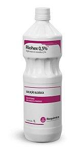 Clorexidina Riohex 0,5% (1000ml) - Rioquímica
