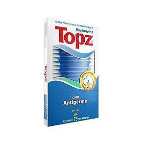 Cotonetes Flexíveis (75UN) - Topz