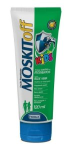 Repelente Loção Moskitoff Kids (120ml) - Farmax