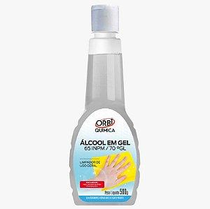 Álcool Gel 70% Antisséptico 500g - Orbi Química