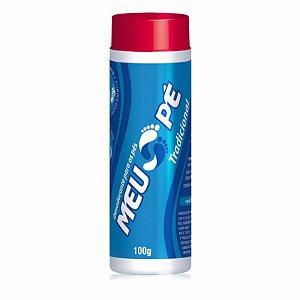Talco Desodorante Para os Pés Meu Pé Tradicional 100g - Hygieline