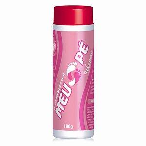 Talco Desodorante Para os Pés Meu Pé Woman 100g - Hygieline