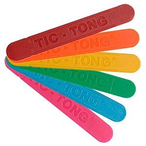 Abaixador de Língua TIC-TONG Standard (40un) - Agaplastic