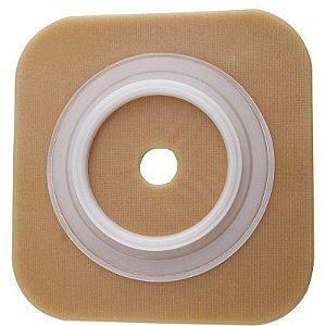 Placa de Colostomia Suf-Fit Plus Plana Flexível Convatec - Caixa com 5 Unidades
