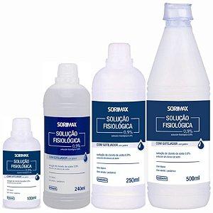 Solução Fisiológica 0,9% Sorimax - Farmax