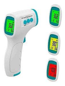 Termômetro Digital Infravermelho ET05