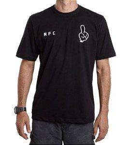 Camiseta Hip-Hop - Preta