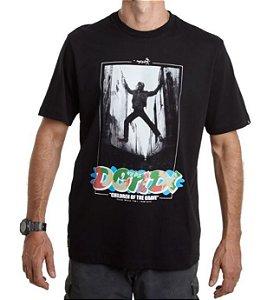 Camiseta Dondi - Preta