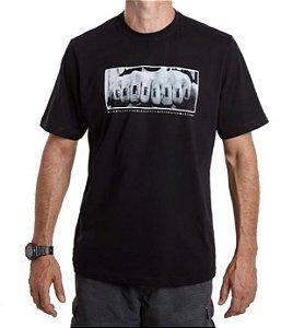 Camiseta Graffiti - Preta