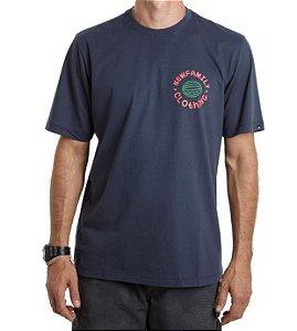Camiseta Melancia - Azul