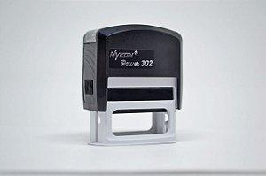 Carimbo Personalizado - 25 unidades Nykon 301 ou 302