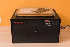 Maquina de fazer Carimbo Nykon SR