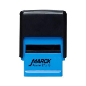 Carimbo Marck 10 x 27 mm (Sem personalização)
