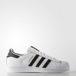 Tênis Adidas Originals Superstar Foundation Branco / Preto