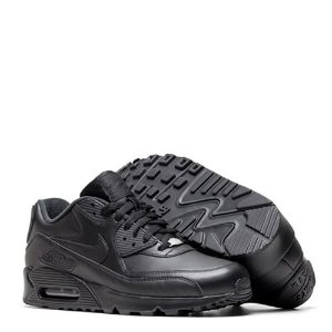 dbd9dd80c2e ... sweden tênis nike air max 90 leather preto a317c 74785 ...