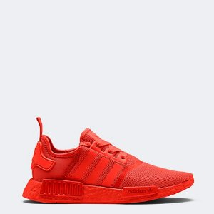 Tênis Adidas NMD R1 PK Primeknit Triple Red - Vermelho