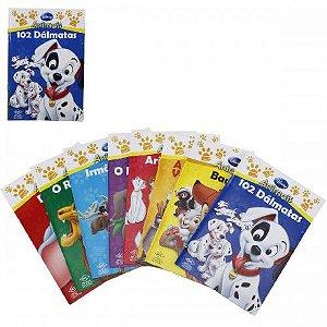 Livro Infantil (8PCS) - Animais  Disney