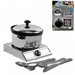 Kit Cozinha Infantil - 7 PEÇAS