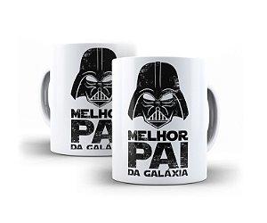 Caneca Melhor Pai da Galaxia