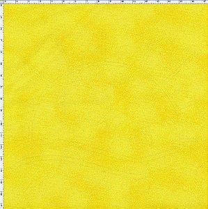 Tecido Tricoline Poeirinha AMARELO Cor 1888 - 0,50cmx1,50 Mts