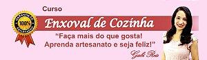 Curso ENXOVAL DE COZINHA - Com Gabi Reis